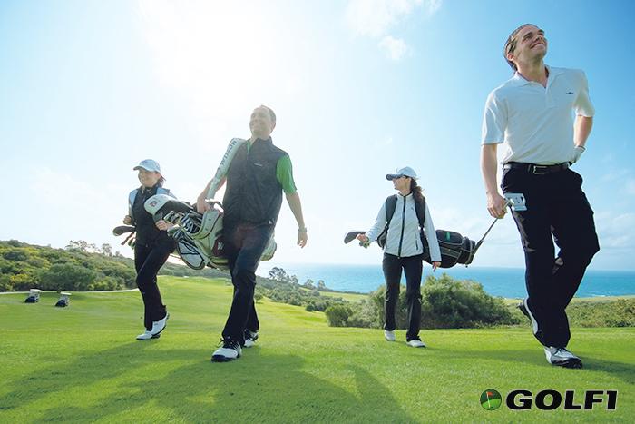 Golfturnier Finale