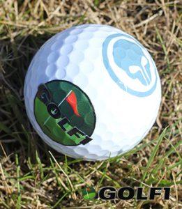 FOREACE Golfbälle bedrucken