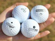 Günstige Golfbälle