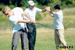 Golf Gruppentraining © golfpark prenden