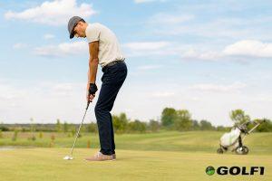 Golf Rückenschmerzen