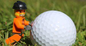 Schummeln beim Golf