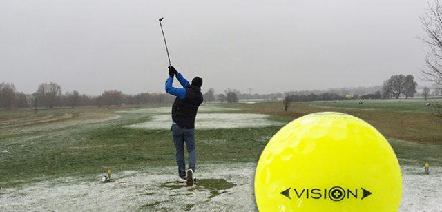 Golf im Herbst und Winter