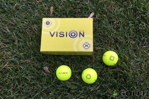 VISION UX 3 Golfbälle