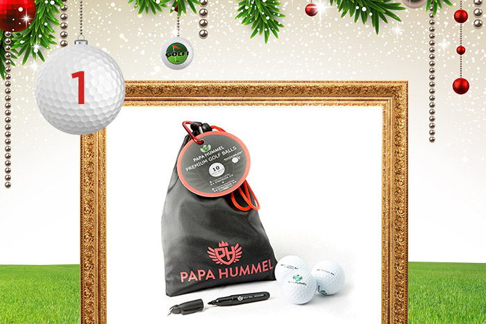 GOLF1 Adventskalender Türchen 1