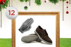 Adventskalender-Türchen 12: G/FORE Golf-Schuhe und -Handschuhe © G/FORE, maxborovkov, krasyuk, jfx