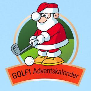GOLF1 Adventskalender Logo