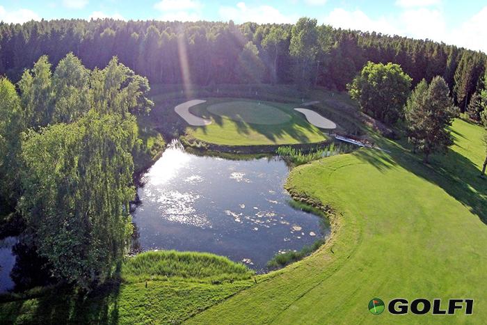 Inselgrün im Golfpark Soltau © golfpark soltau