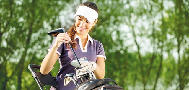 Golfschläger Miete