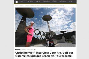 """Golf Blog """"dergolfblog.de"""""""