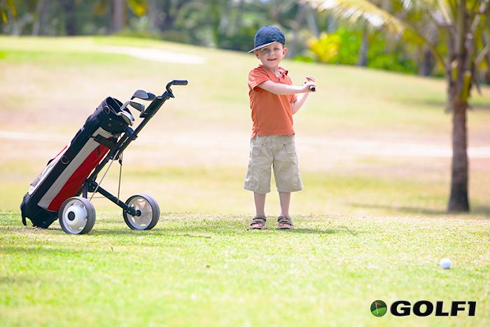Spaß am Golf