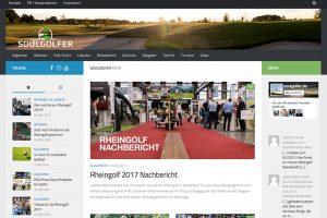 "Golf Blog ""soulgolfer.de"""