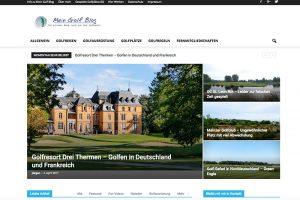 "Golf Blog ""blog.meingolfportal.de"""