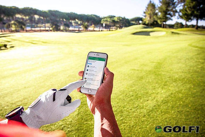 Golfshot golf gps iphone app
