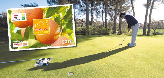 Mallorca Golf Card