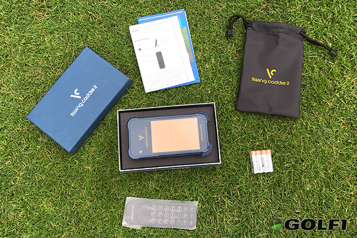 Golf Entfernungsmesser Funktionsweise : Swing caddie sc u golf launch monitor im test