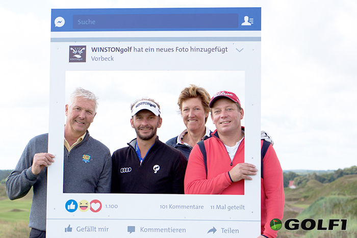 WINSTONgolf Facebook