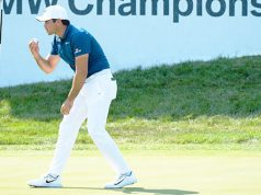 Jason Day Hole in One