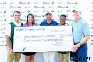 Jason Day spendet Gewinn