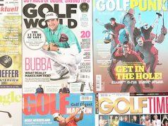 Golf Zeitschriften