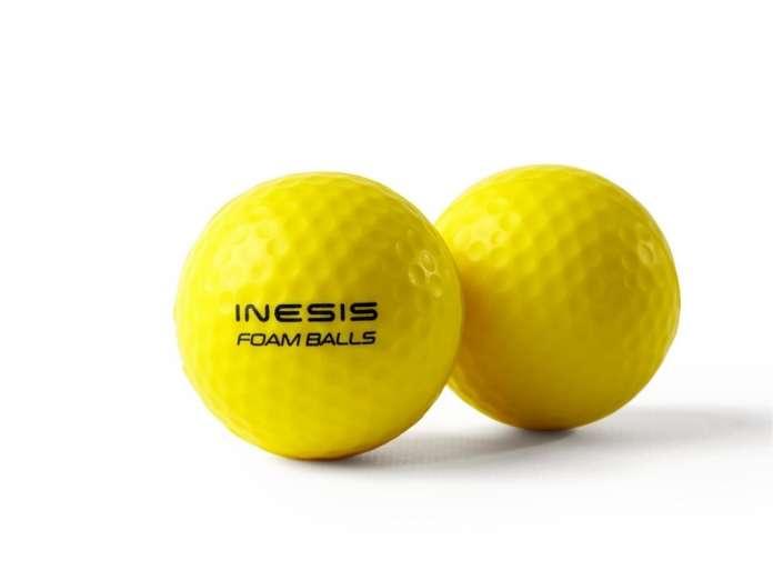 Schaumstoff-Golfbälle