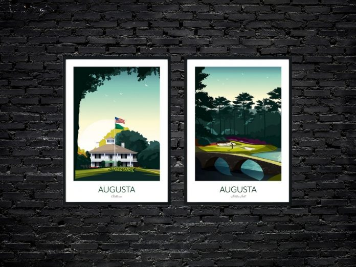 Dibdaub Golf-Prints