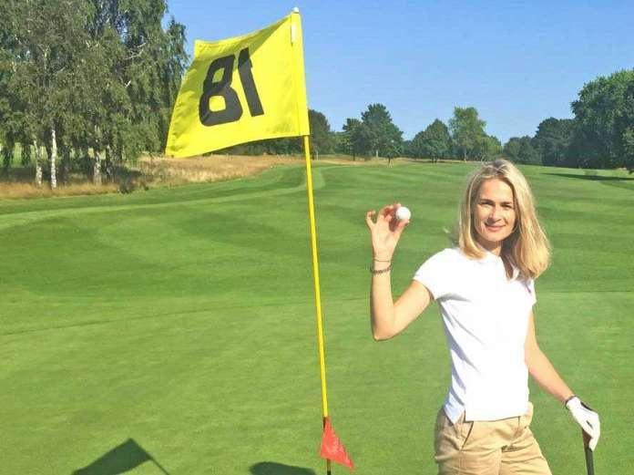 Fernmitgliedschaft für Golfer
