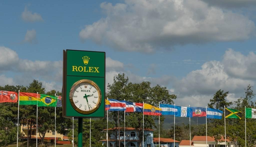 Rolex und Golf