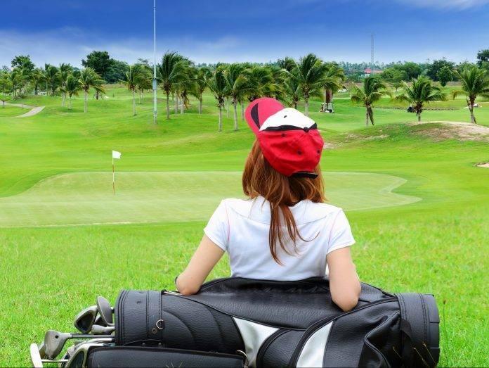 Tragetasche, Trolley oder Golfcart
