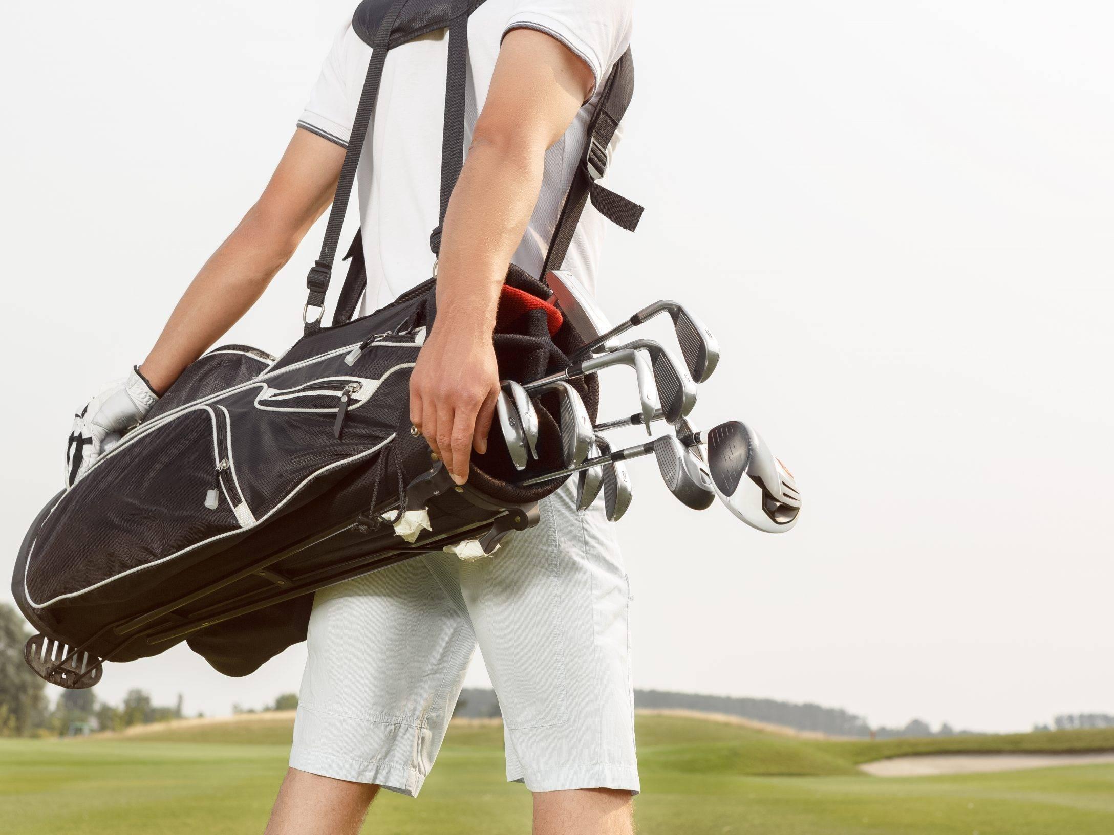 Golf Tragetasche