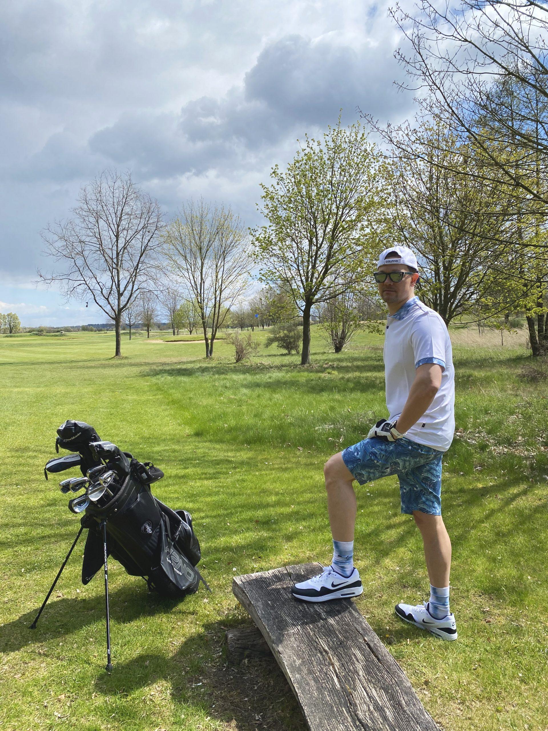 Golf Outfit komplett
