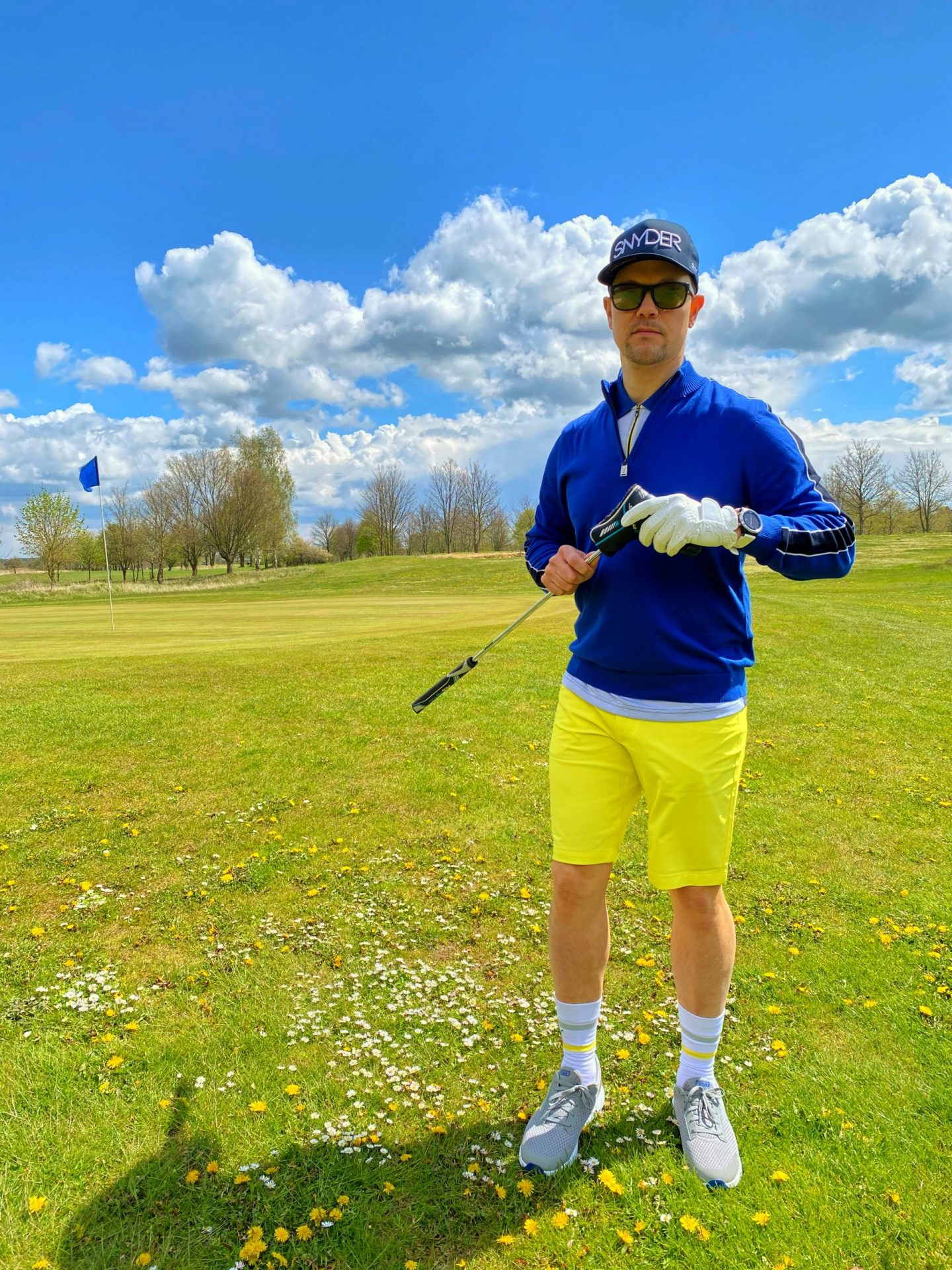 Golf-Outfit