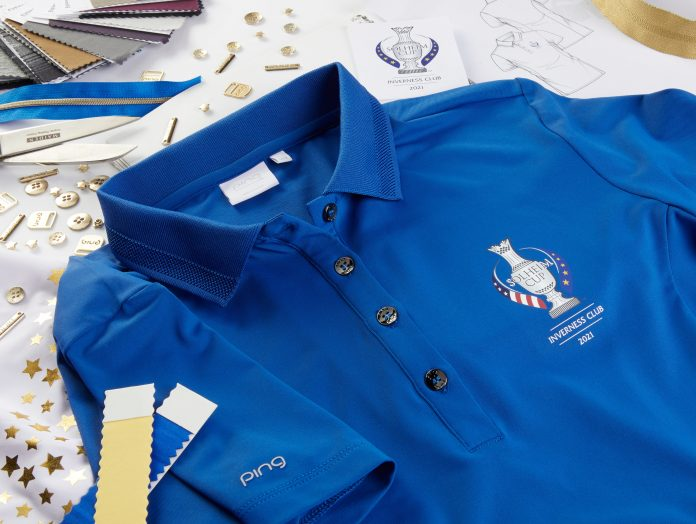 Solheim Cup 2021 Uniform Team Europe