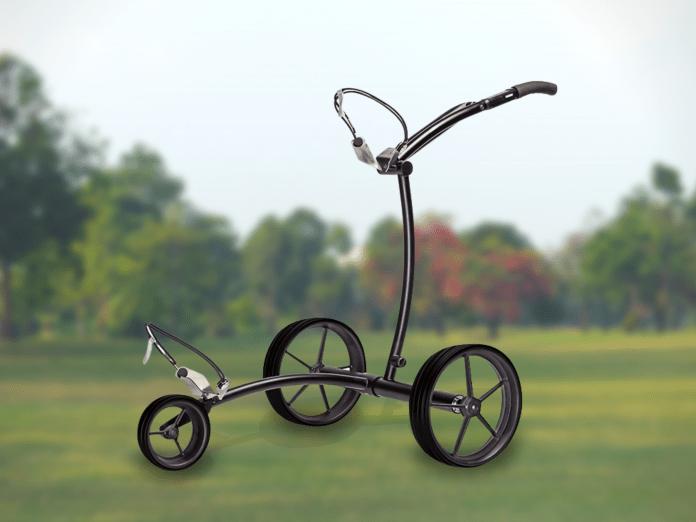 Elektrische Golf-Trolleys