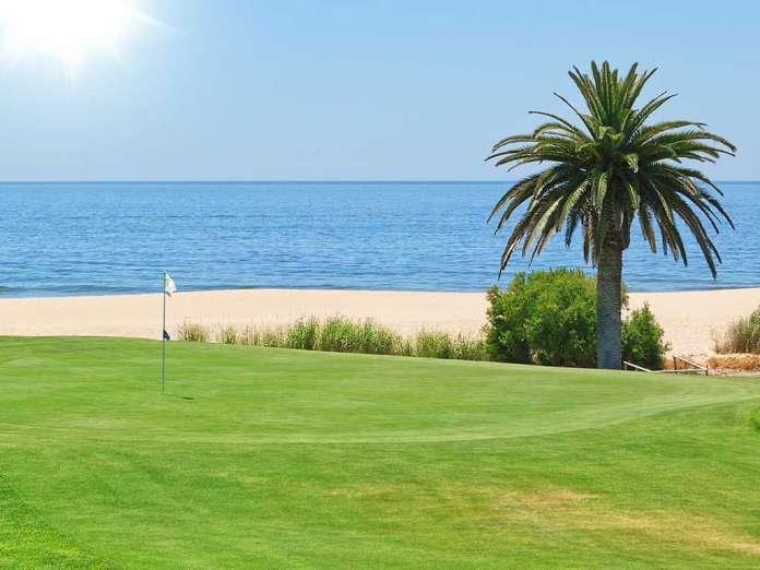 Golf im Sommer