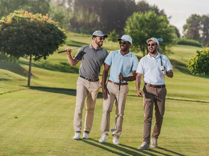 Golf Lebensgefühl