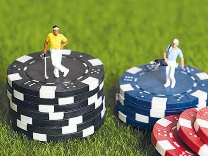 Golf und Casino