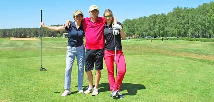 Golfclub Prenden Golfer Platzreife
