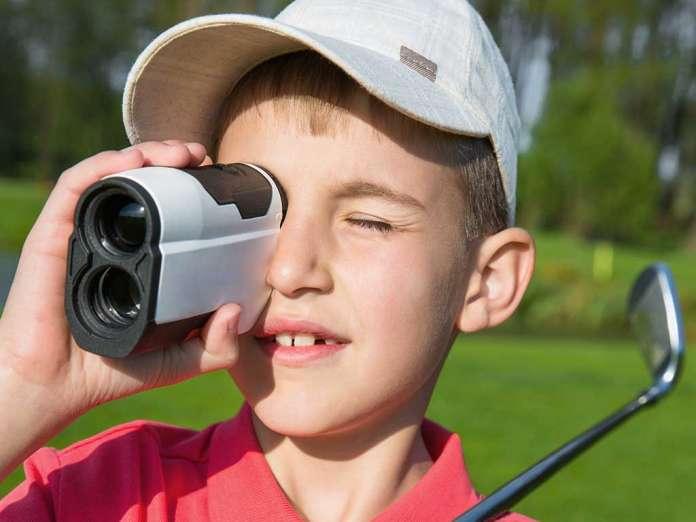 Golflaser Rangefinder