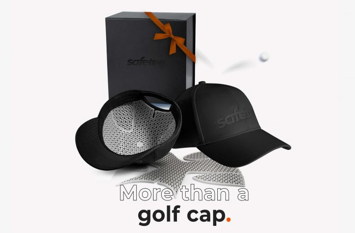 safetee golf cap