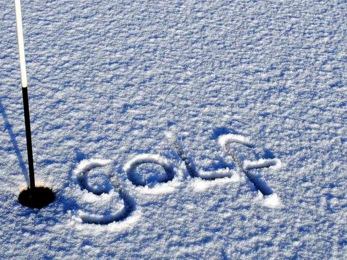 Winter Golf Tipps