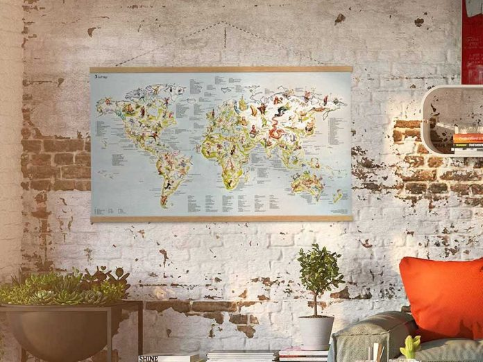 World Map Golf